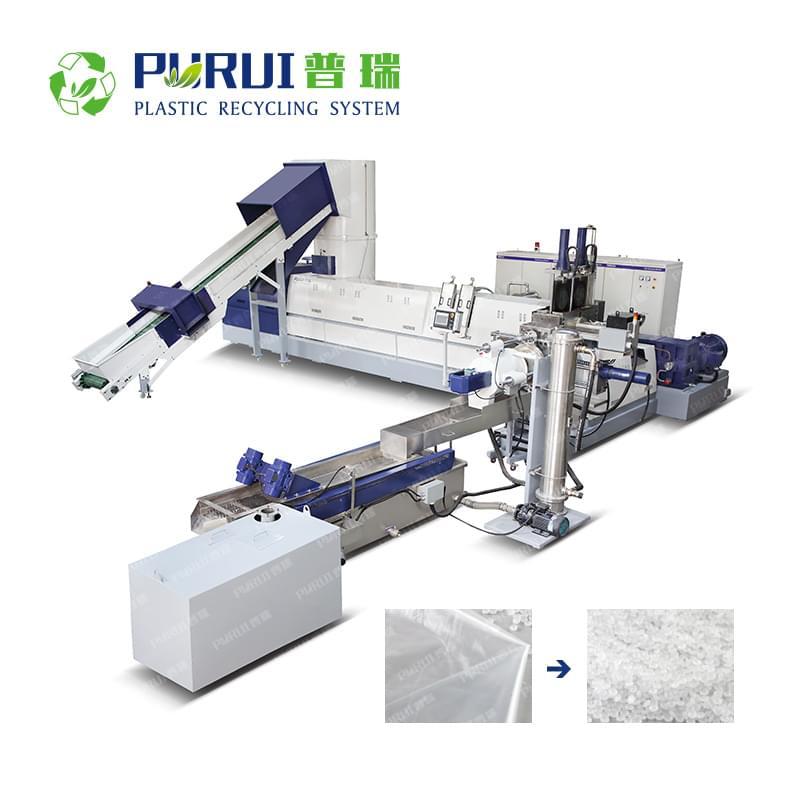 ML Series Plastic Granulating Line