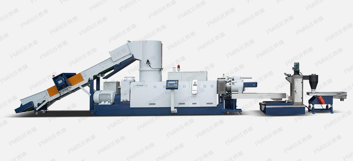 PE HDPE LDPE LLDPE Film Granulation Line
