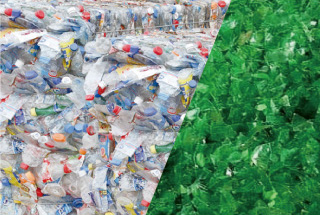 Waste Plastic Bottle Recycling Washing Line