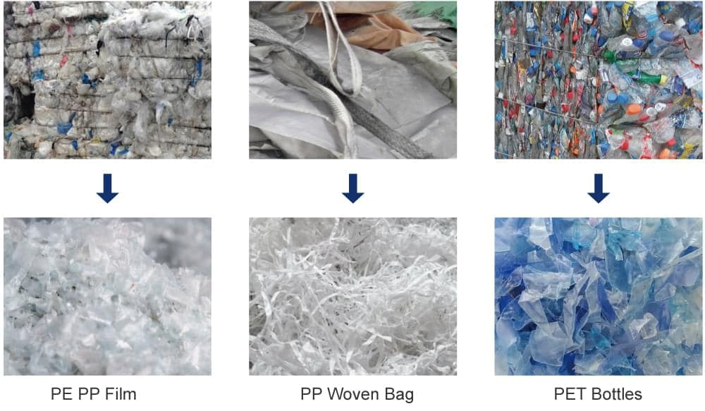 How to Recycle Used Woven Bags