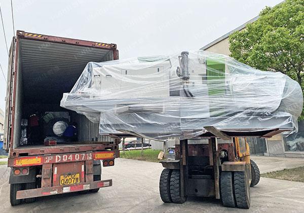 Vietnam – Plastic Squeezing Machine