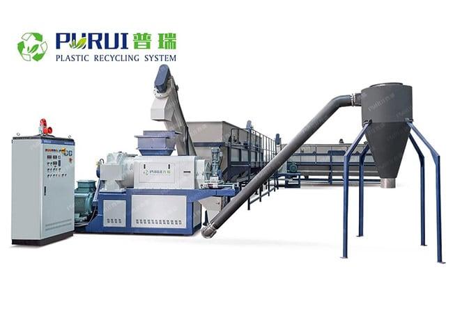 Waste Film Recycling Washing Machine