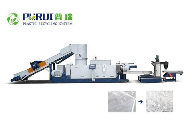 Plastic Granule Production Line