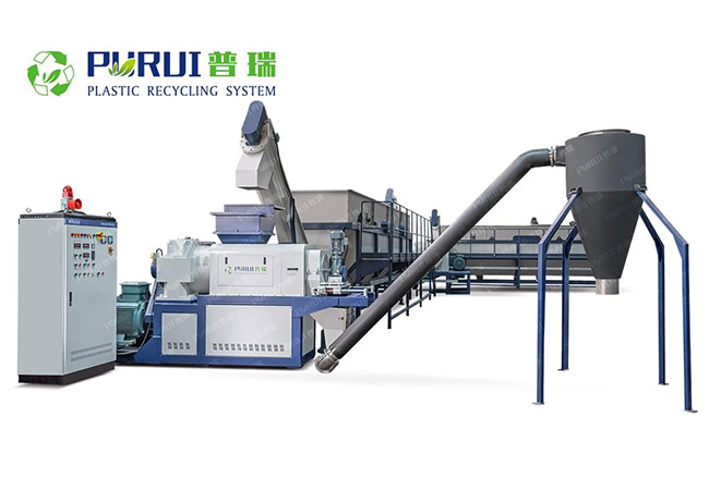 Waste Film Recycling Machine